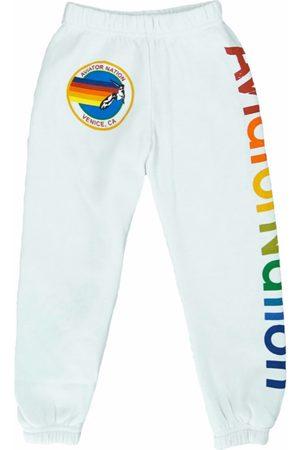 AVIATOR NATION Logo Sweatpants