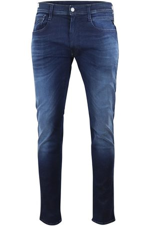 Replay Men Stretch - Anbass Hyperflex Clouds Stretch Denim
