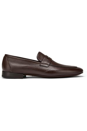 corneliani Deer Skin Loafer
