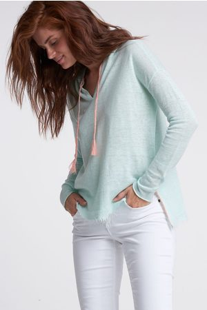 Lisa Todd Tulum Sweater - Dew