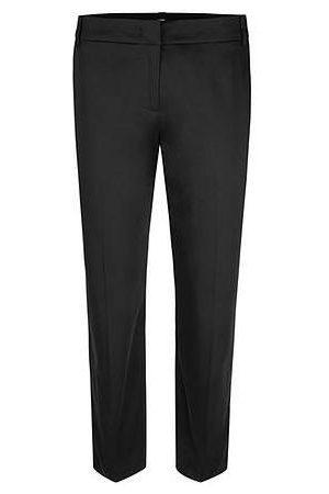 Marc Cain Additions Stretch Cotton Pants Midnight JA 81.80 W38