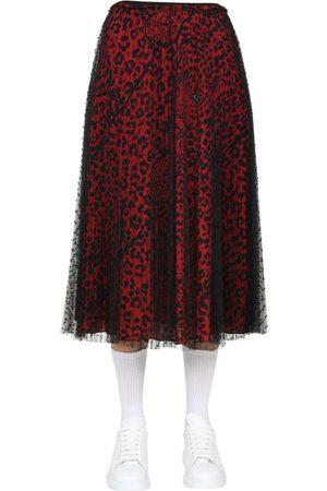 RED Valentino Women Pleated Skirts - PLEATED SKIRT