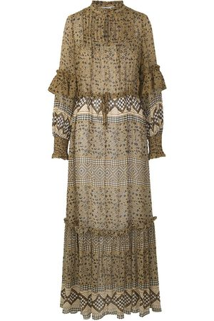 Munthe Mitella Dress - Sienna
