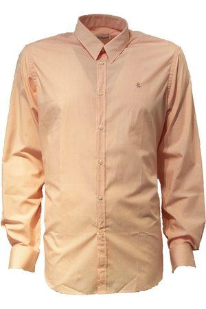 LEATHERSMITH OF LONDON Check 100% Cotton Shirt