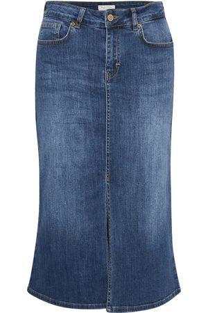 Part Two Dilin Denim Skirt
