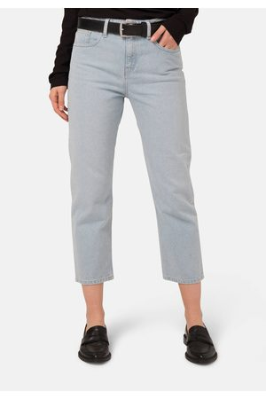 MUD Jeans Cropped Mimi Stone Jeans