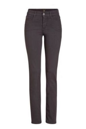 Mac Women Jeans - Mac Dream 5401 Jeans Chocolate Wash