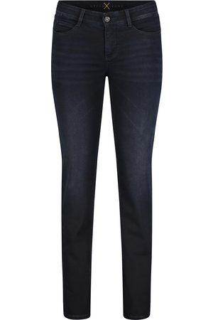 Mac Mac Skinny Push Up Jeans 5483 D869 Dark Wash