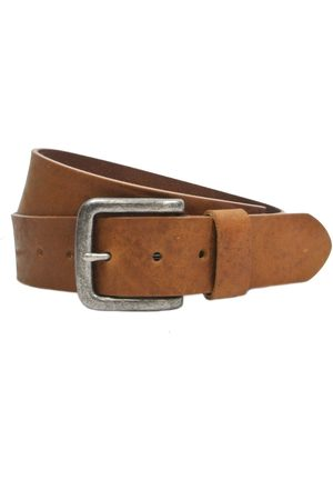 The British Belt Company Men Belts - Marden Belt Tan