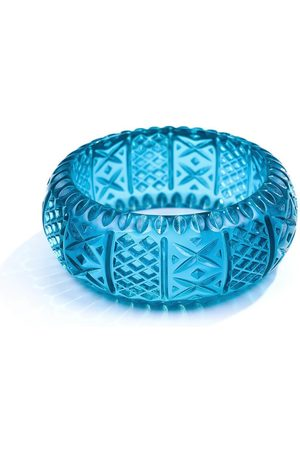 Douglaspoon Frosted Bangle Turquoise