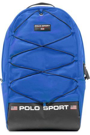 Polo Ralph Lauren Polo Sport Logo Backpack BAGS > Backpacks Man