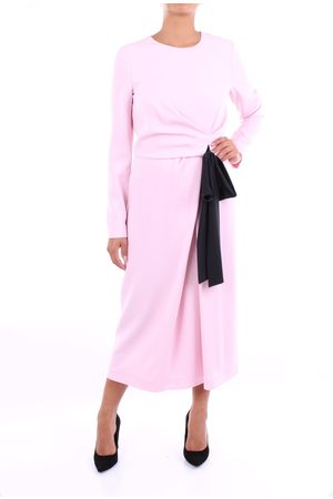 ALBINO TEODORO Dress Long Women Rose