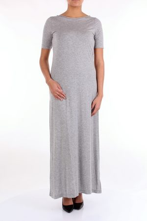 CAPOBIANCO Dress Long Women Grey