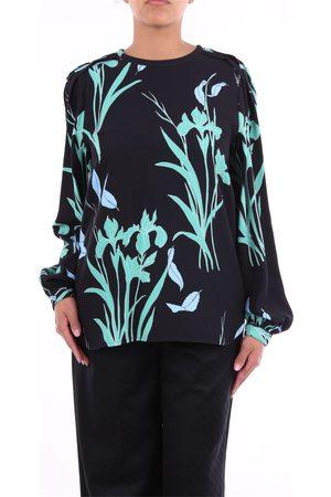 ALBINO TEODORO Two-colored blouse