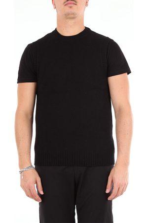 BARBA Beard round-neck knitted vest
