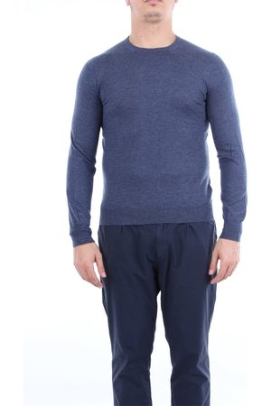 BARBA Beard crewneck sweater with long sleeves in light color