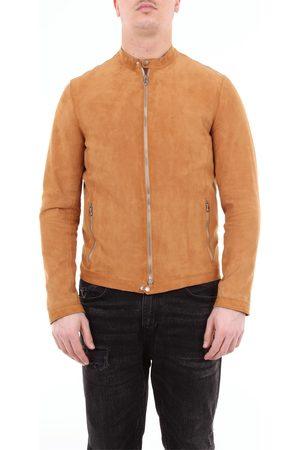 Creer Cuir Paris Crèer Cuir Luca suede leather jacket