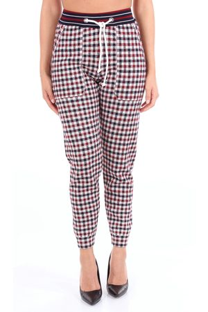 MRZ Trouser Women Red and white