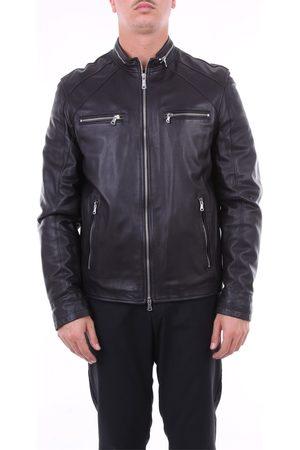 Emanuele Curci Jackets Leather jackets Men