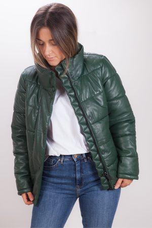 Oakwood Dolly Wide Rib Leather Jacket