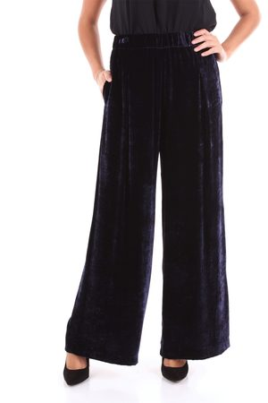 Semi Couture Semicouture classic navy trousers