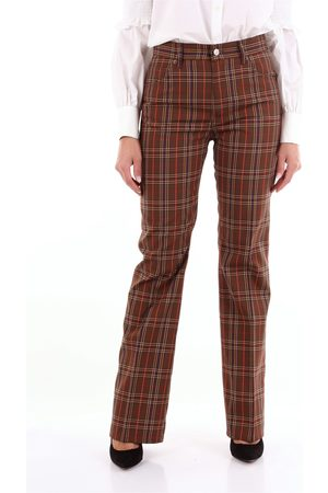 Maison Martin Margiela MM6 Maison Margiela five-pocket multicolor trousers
