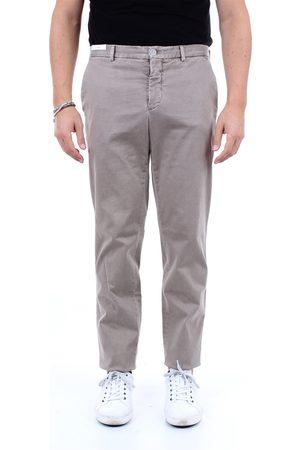 PT Torino Trousers Chino Men Grey