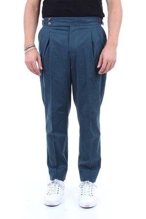 PT Torino Trousers Cargo Men Petroleum