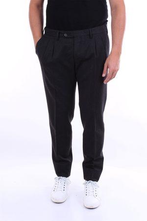 BARBA Men Chinos - Beard anthracite chino trousers