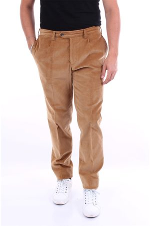 BARBA Beard camel colored chino pants