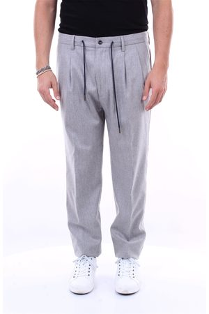 BARBA Light chino trousers