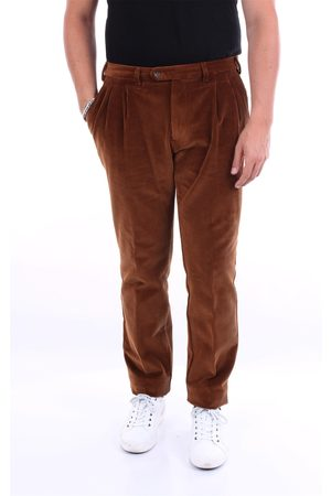 BARBA Trousers Chino Men Cookie