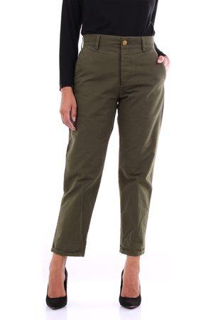 PT Torino Trousers Chino Women Military