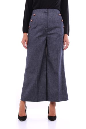 PT Torino Women Jeans - Trousers Palazzo pants Women Dark jeans