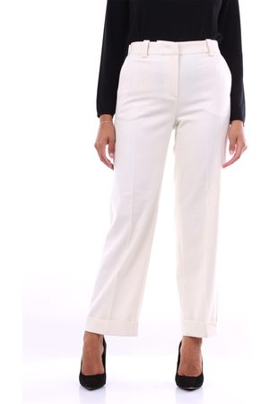 PT Torino Trousers Chino Women Ivory