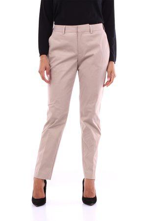 PT Torino Trousers Chino Women Beige