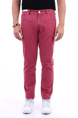 PT Torino Trousers Chino Men Strawberry