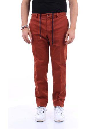 PT Torino Trousers Chino Men Rust