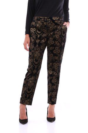PT Torino Trousers Chino Women Fancy black