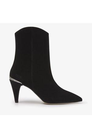 Nubikk Ace Boheme Black Ankle Boots