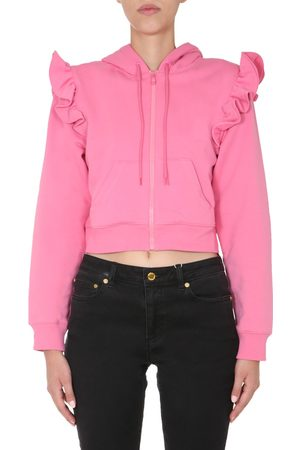 Moschino CROPPED SWEATSHIRT