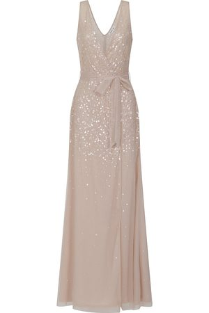 Frock and Frill Women Maxi Dresses - Kaylana Embellished Maxi Dress