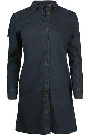 Scotch&Soda Scotch & Soda Ams Blauw Denim Shirt Dress