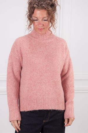 HARTFORD Mylan Chunky Polo Knit