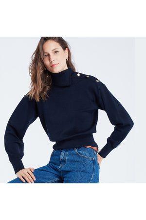 Maison Labiche Sailor Sweater - Midnight Blue