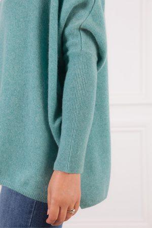 ABSOLUT CASHMERE Caraibe Clara Oversize Polo Cashmere