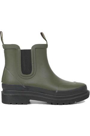 Ilse Jacobsen RUB30C Chelsea Boots - Army