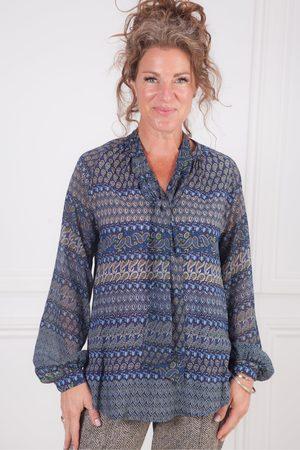 Riani Indaco Pattern Shirt