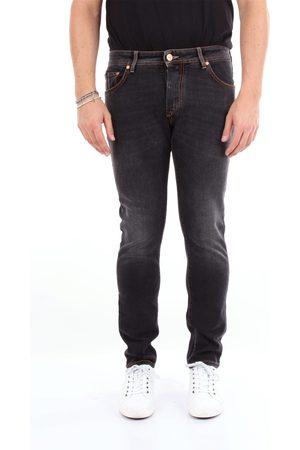 BARBA Men Slim - Jeans Slim Men Dark jeans