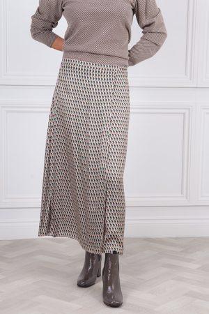 Sita Murt Women Printed Skirts - Check Print Skirt